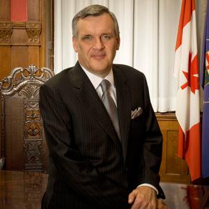 The Hon. David C. Onley