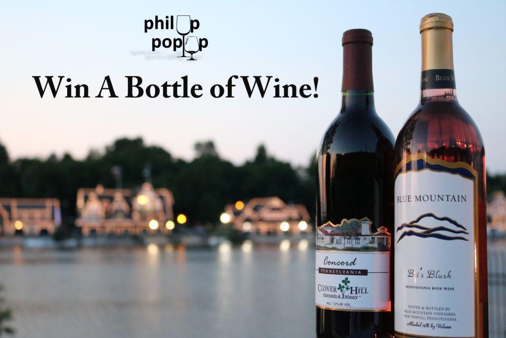 Win A Bottle of Wine