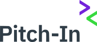 Pitch-In logo