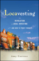 Meet Amy Cortese the author of Locavesting!