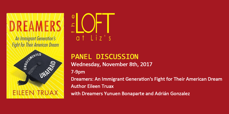 Panel Discussion with author Eileen Truax