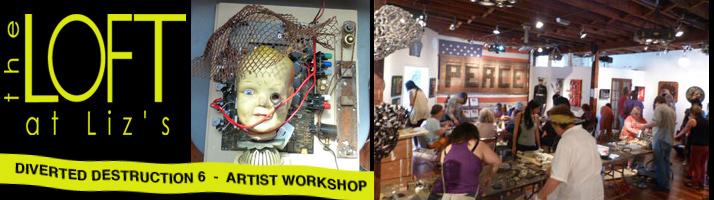 Diverted Destruction 6 Artist's Workshop