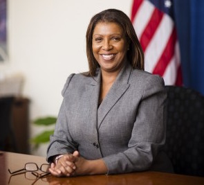 Letitia James, Public Advocate of New York City