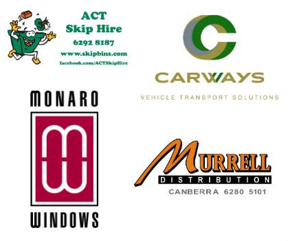 Logos of silver sponsors