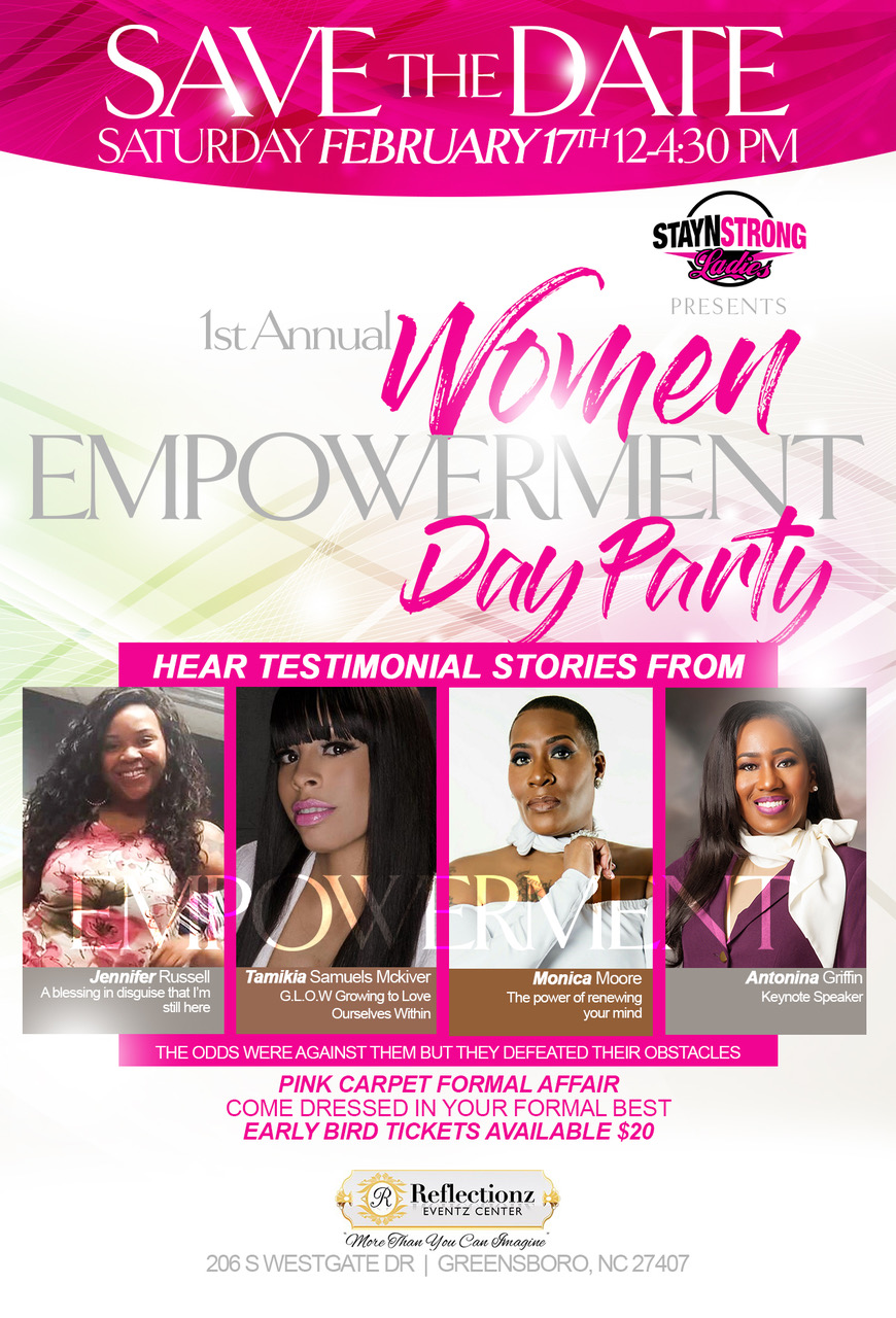 WOMEN EMPOWERMENT DAY PARTY
