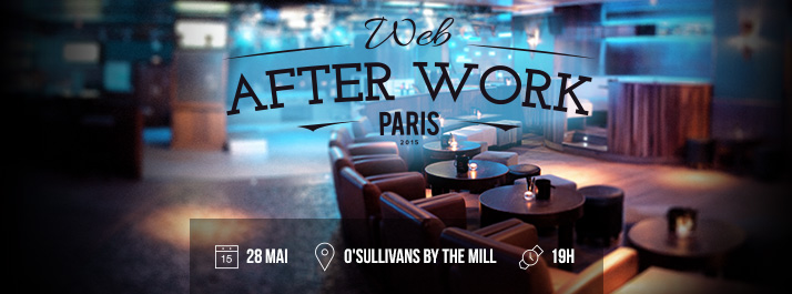 Web After Work #2 - 28 mai
