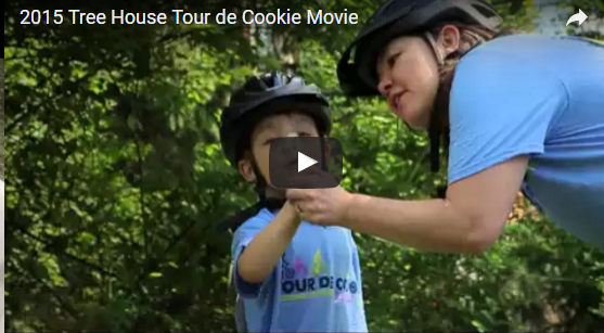2015 Tree House Tour de Cookie Movie