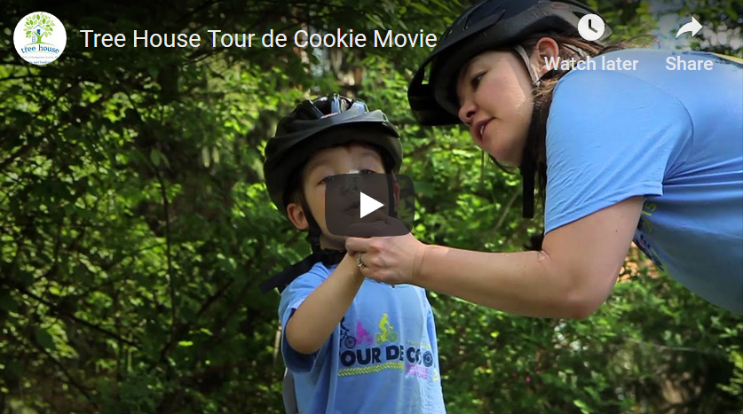 Tree House Tour de Cookie Movie
