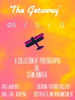 'The Getaway', A Collection of Photographs by Sean Hunter