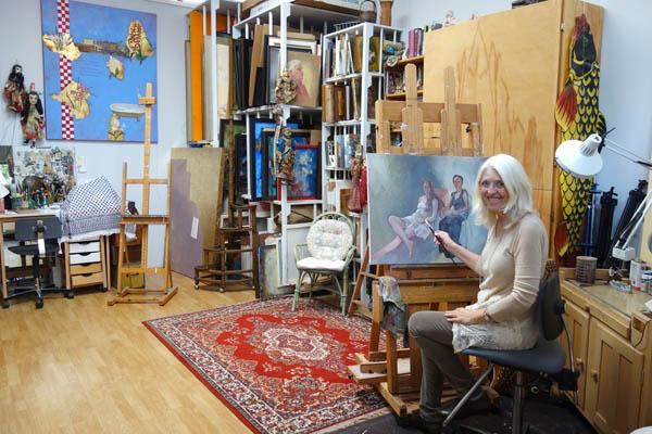 SBSA Artists Studio