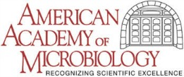 American Academy of Microbiology logo