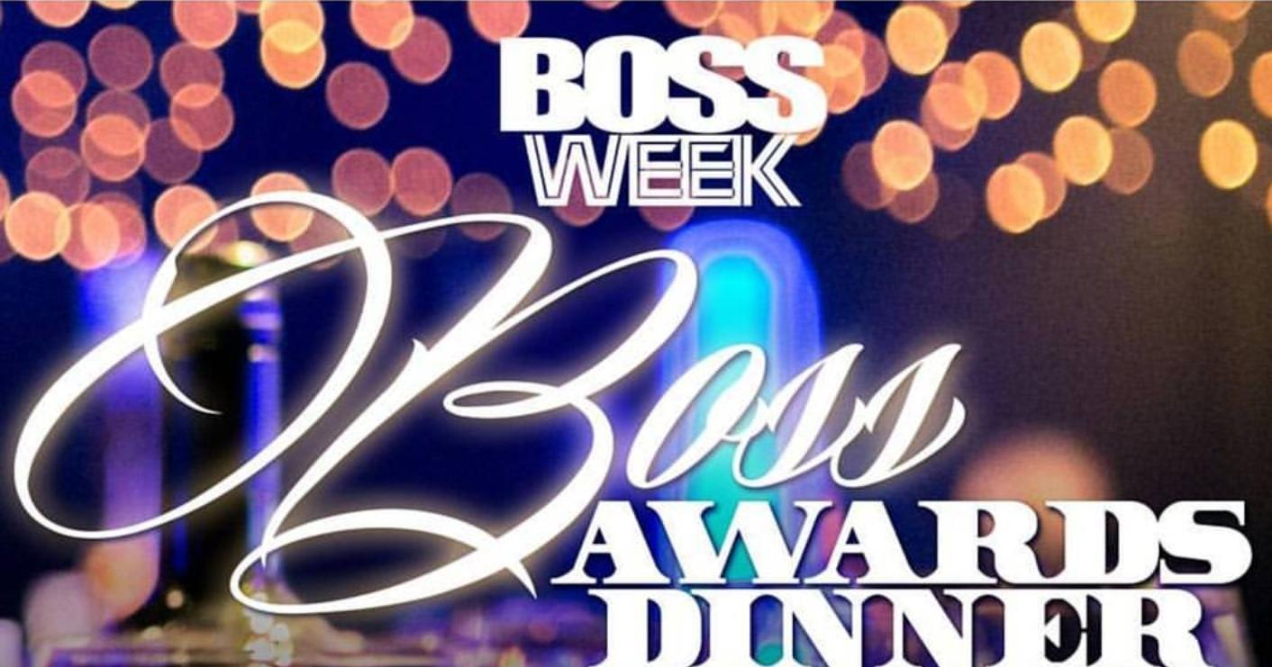 Boss Awards Dinner 2017