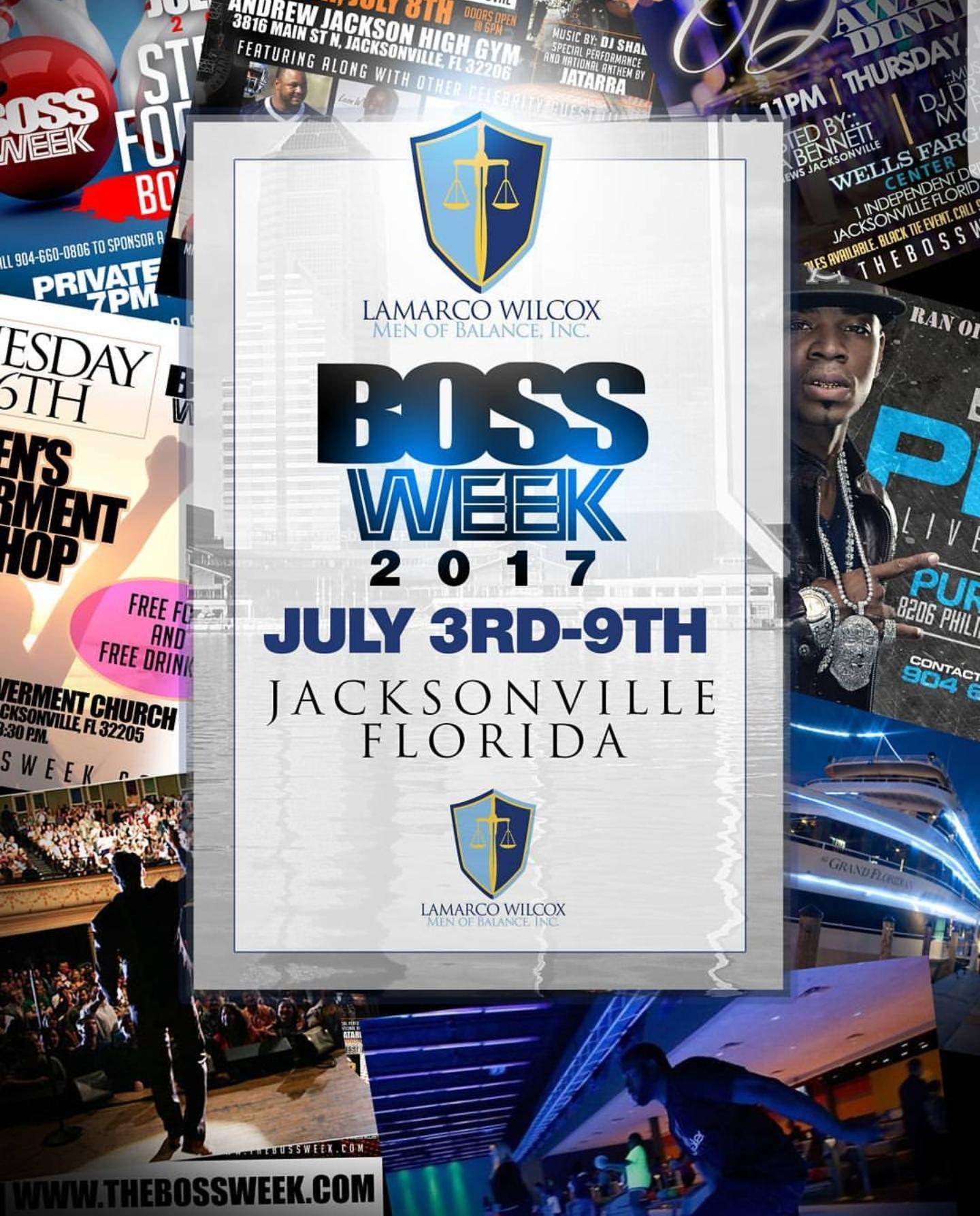Boss Week 2017