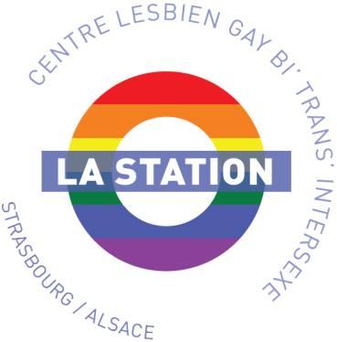 logo La Station centre LGBTI