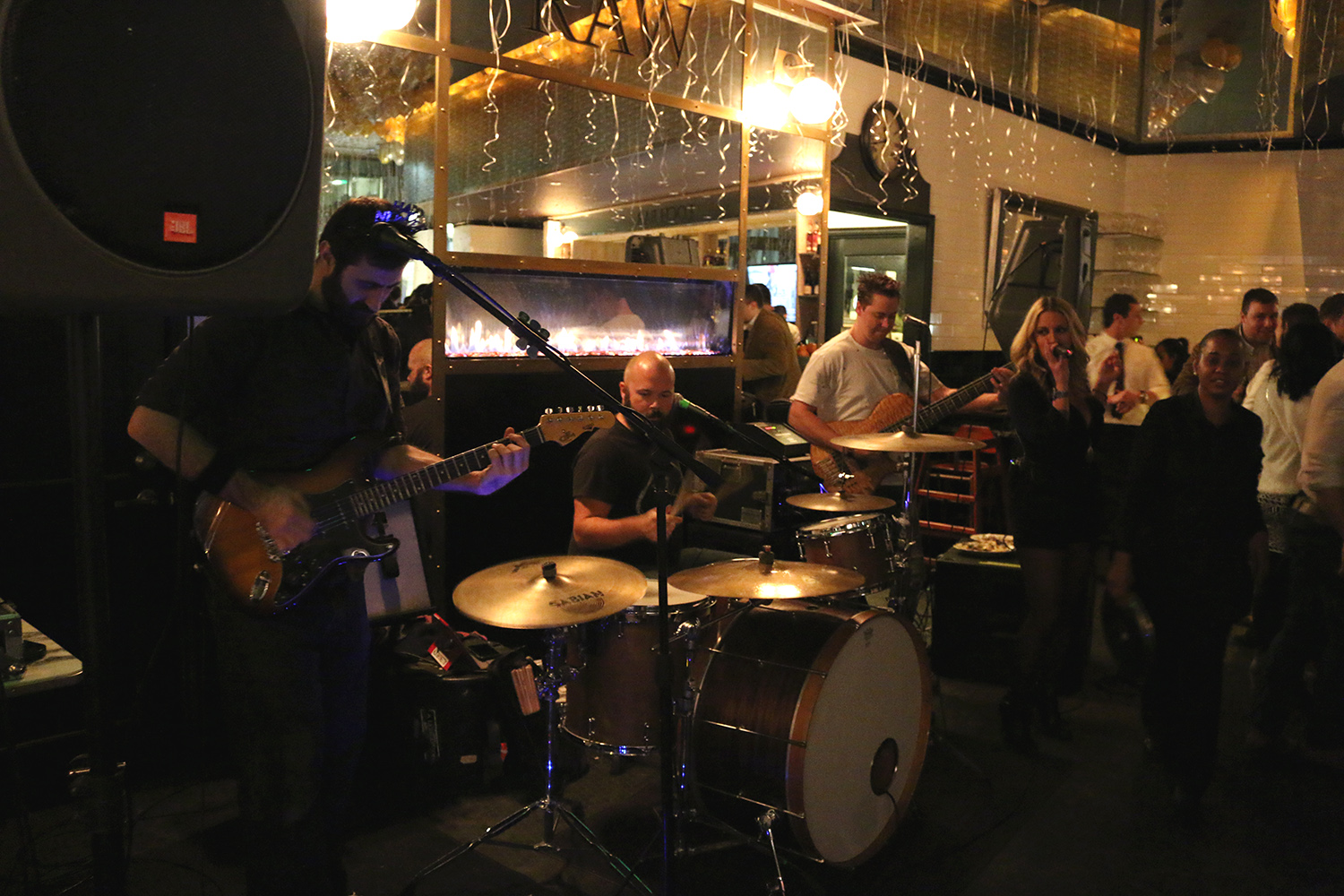 New Year's Eve at Loch Bar