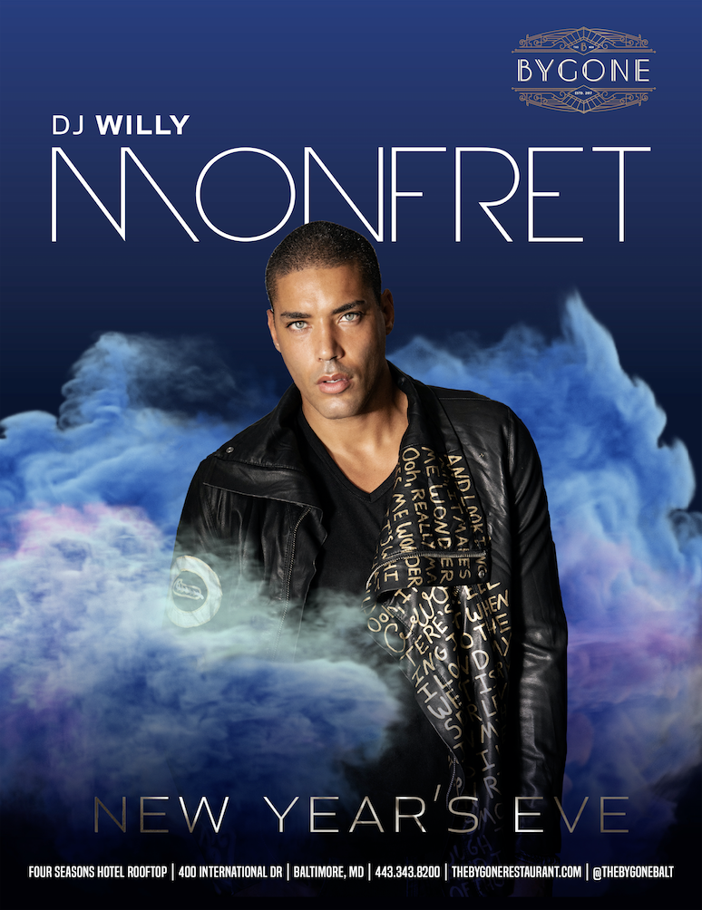 Willy Monfret at The Bygone