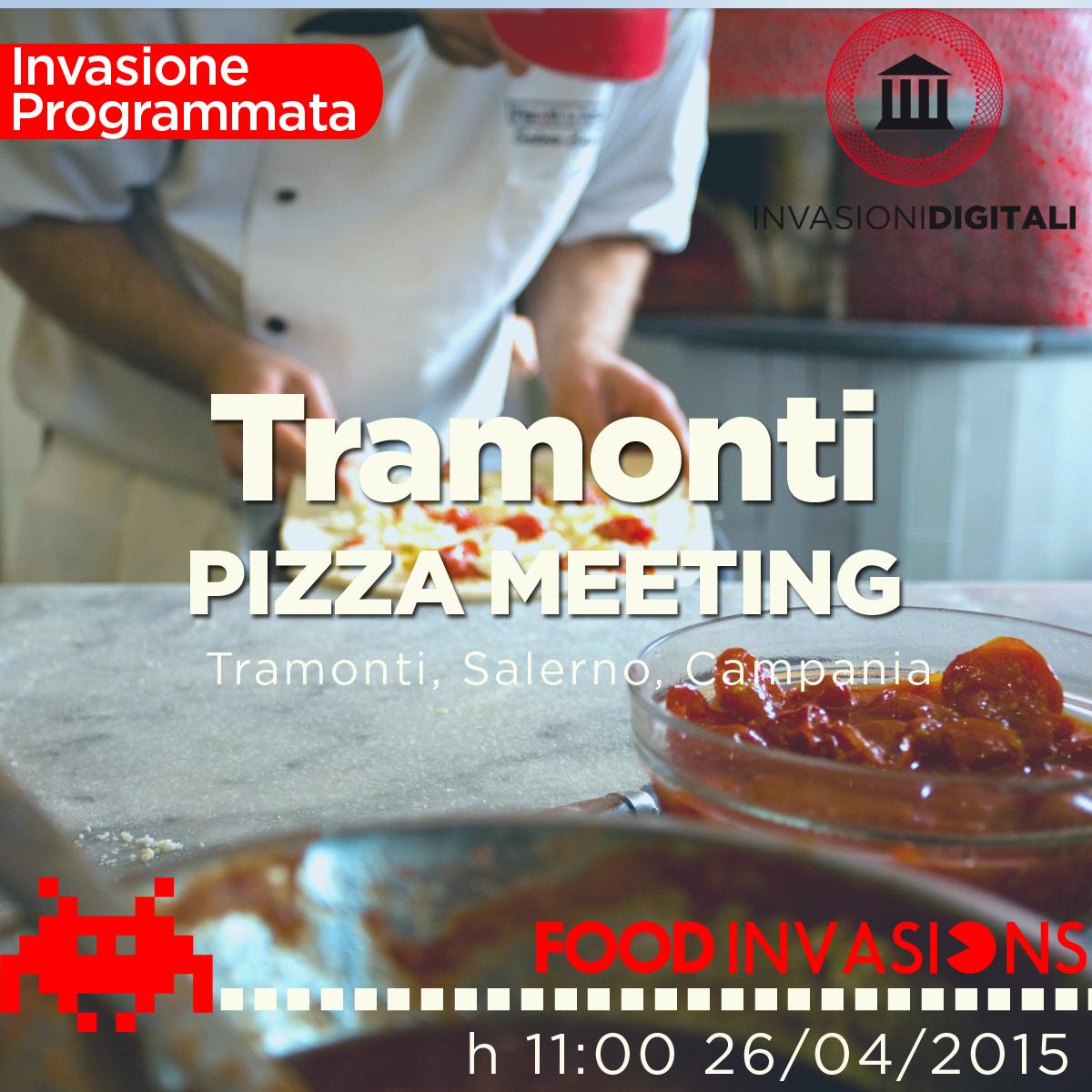 Tramonti Pizza Meeting