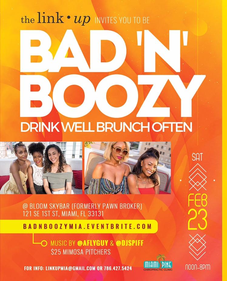 Bad N Boozy