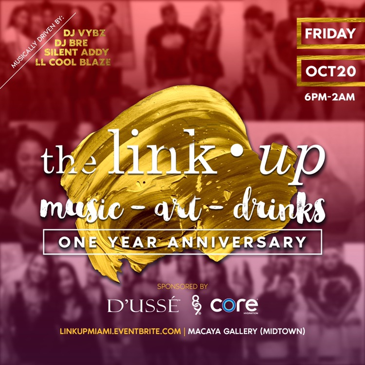 The Link Up One Year Anniversary