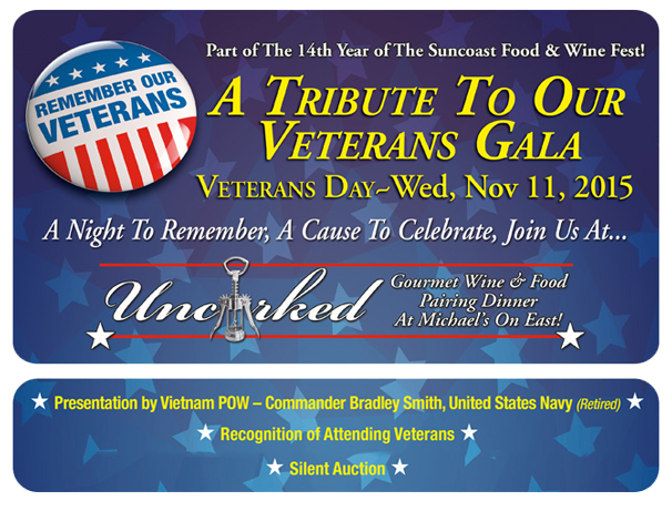 Veterans Gala Description