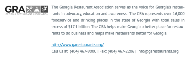 GRA INFO and logo