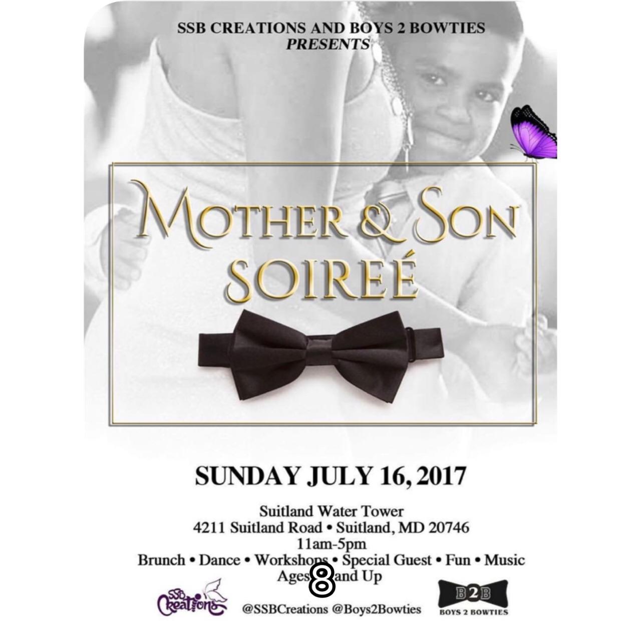 Mother Son Dance Songs 2017: Mother & Son Soirée Tickets, Sun, Jul 16, 2017 At 11:00 AM