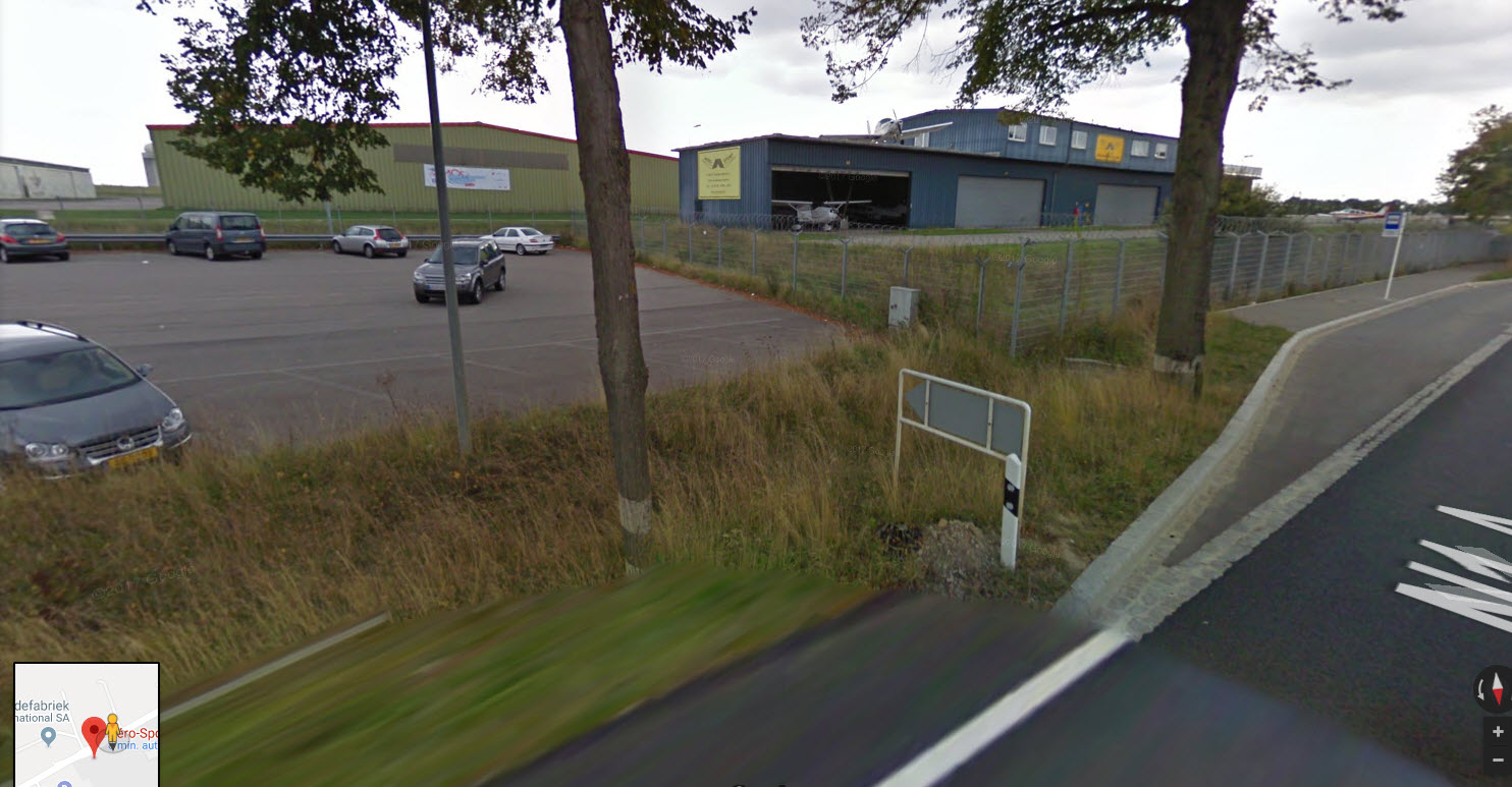 Aéro-Sport entrance 2