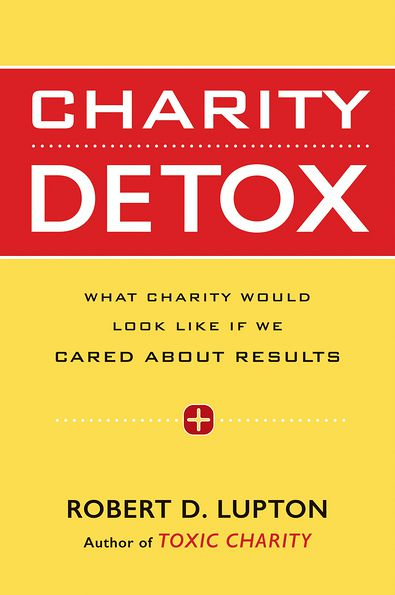Charity Detox book cover