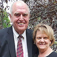 Dr. Jim and Hazel Grant