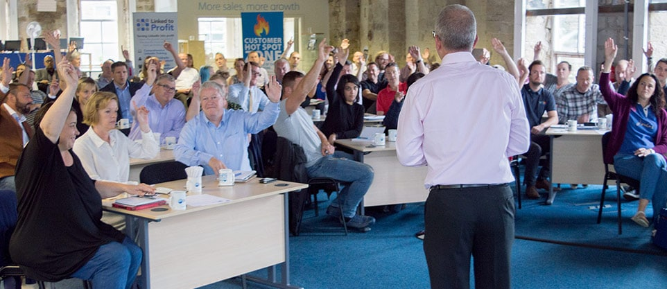 West Yorkshire business and marketing event