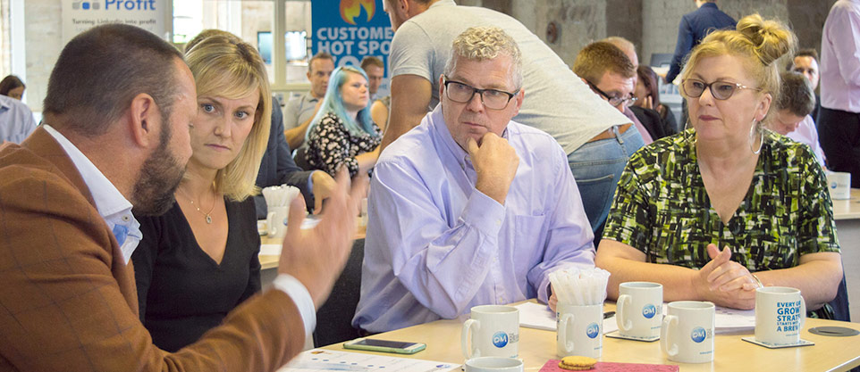 Business and marketing workshop Huddersfield Halifax and Leeds