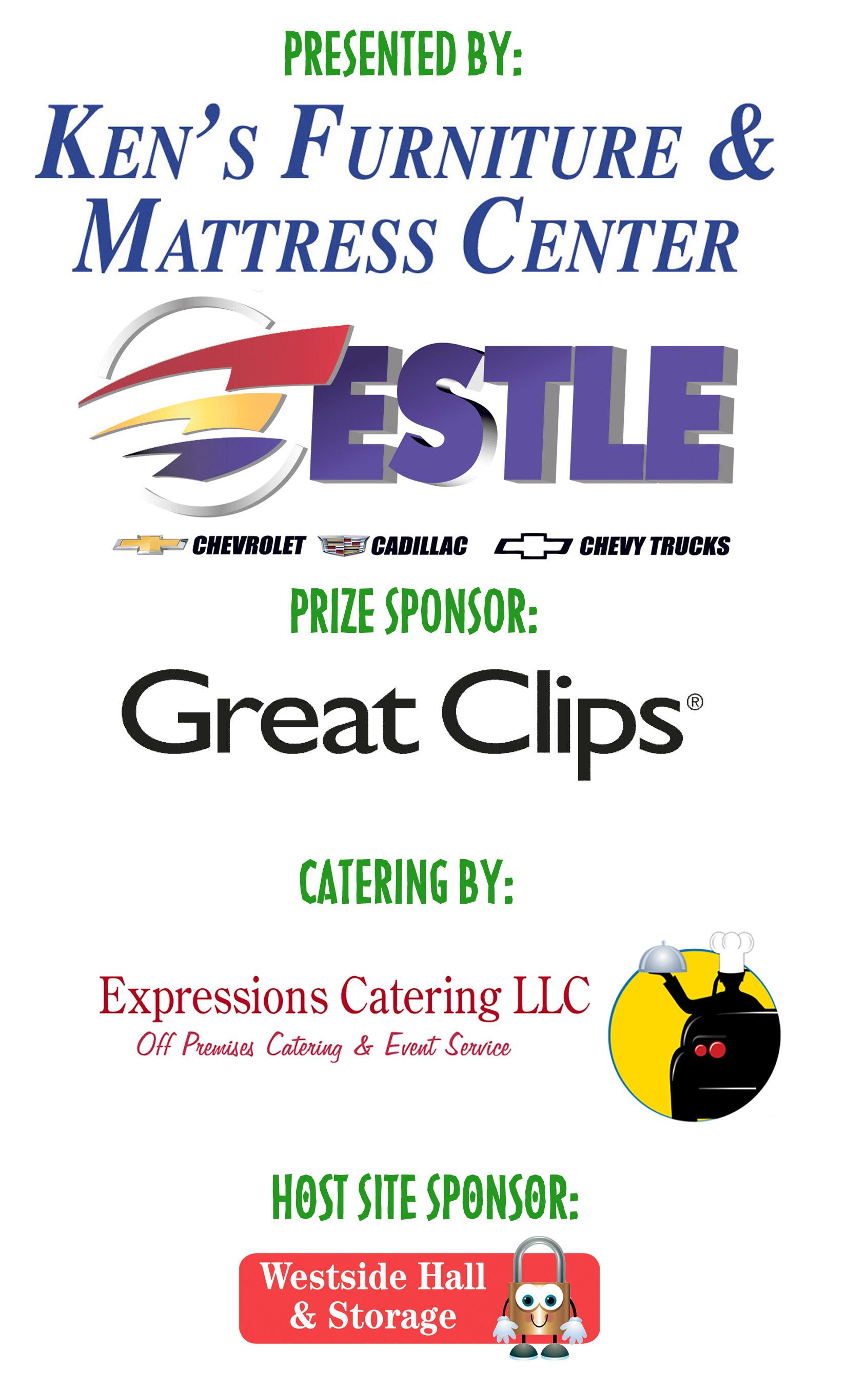 Major sponsors