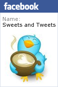Sweets and Tweets on Facebook