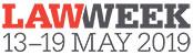 Law Week 2019 logo