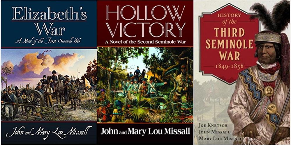 Award-Winning Books by John and Mary Lou Missal