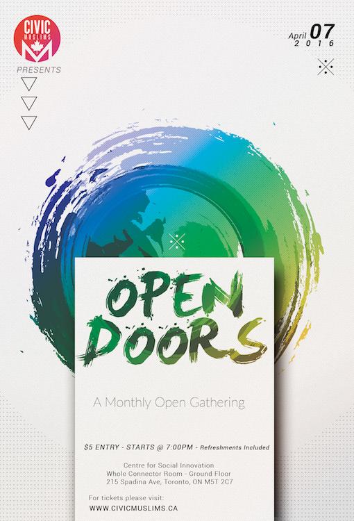 OpenDoors Poster