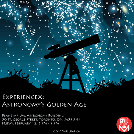 ExperienceX: Astronomy's Golden Age