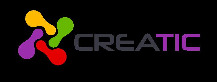Logo Cluster CreaTIC