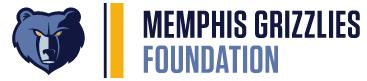 Memphis Grizzlies Foundation Logo