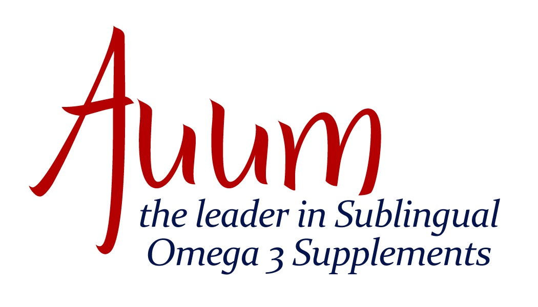 Auum Omega 3 Sublingual Absorption