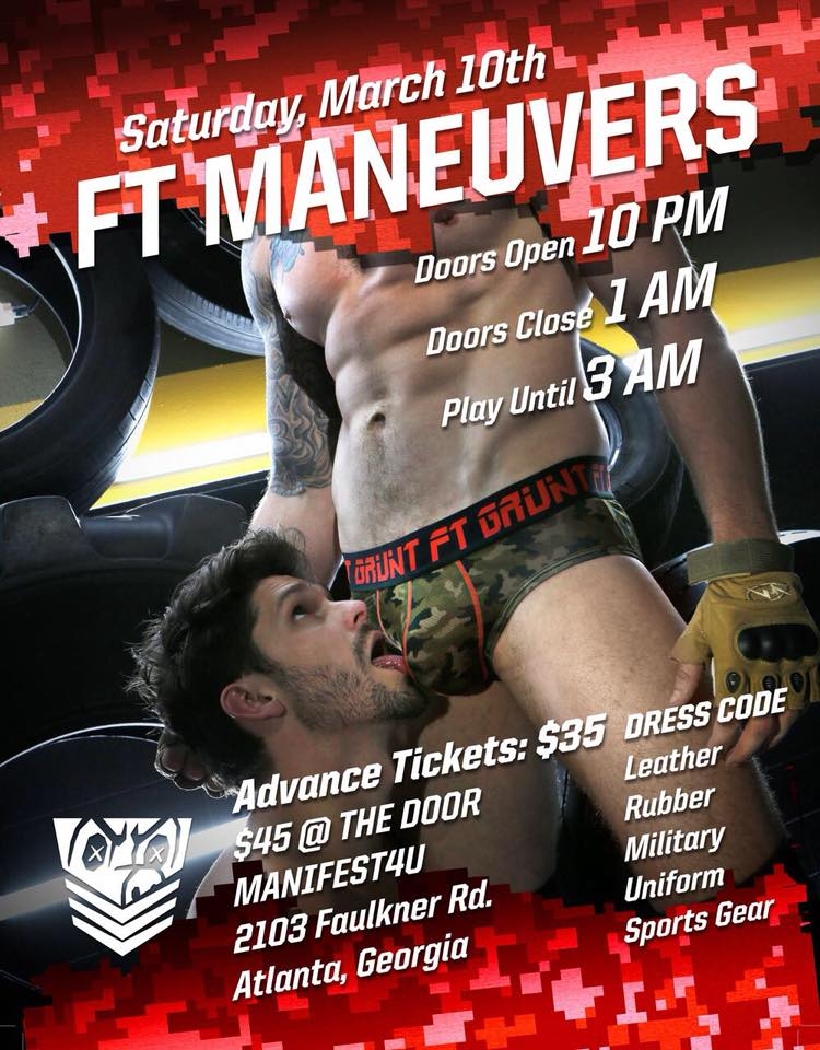 FT Maneuvers Poster