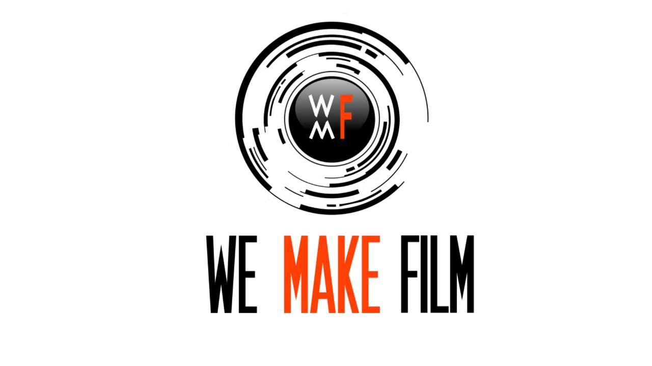we make film logo