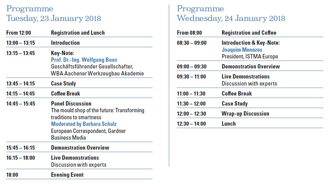 Program DM Forum 2018