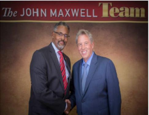 John Maxwell & Ed Reed in Florida 2015