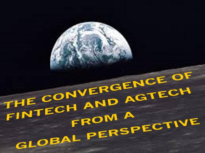 Convergence of FinTech and AgTech