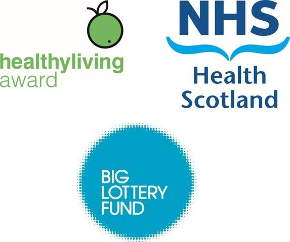 NHS HS Big Lotter Healthy Living Logo