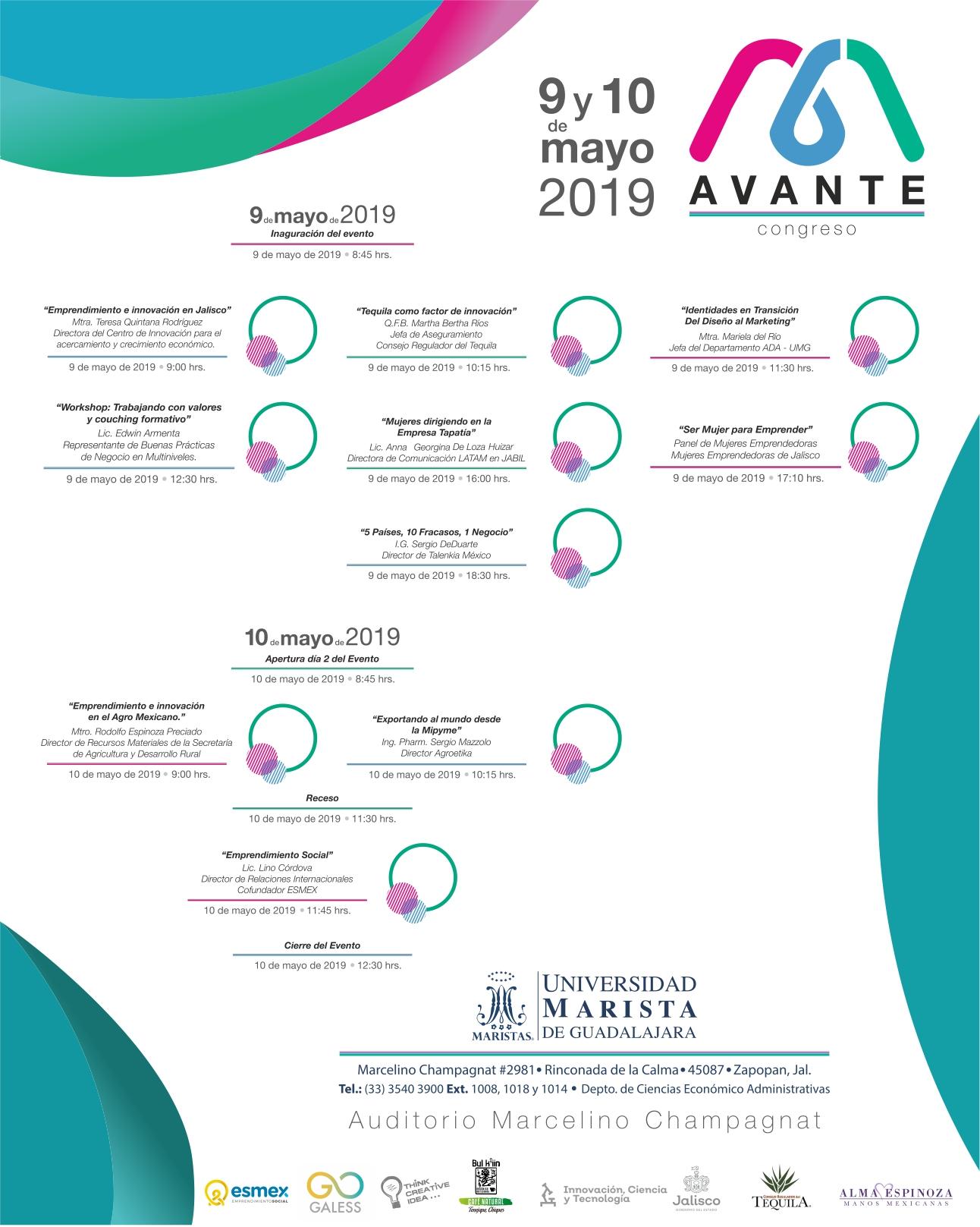 Programa AVANTE 2019