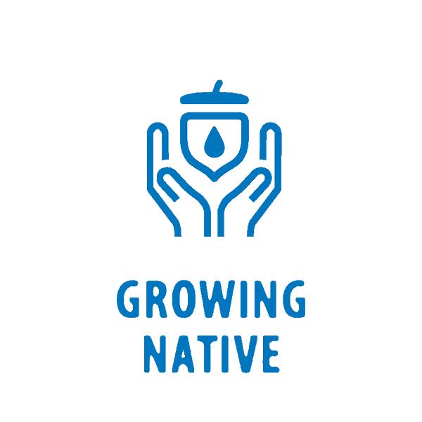 Growing Native logo