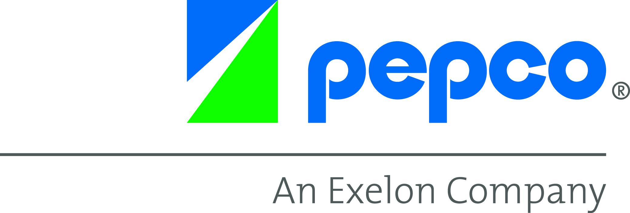 Pepco, An Exelon Company Logo
