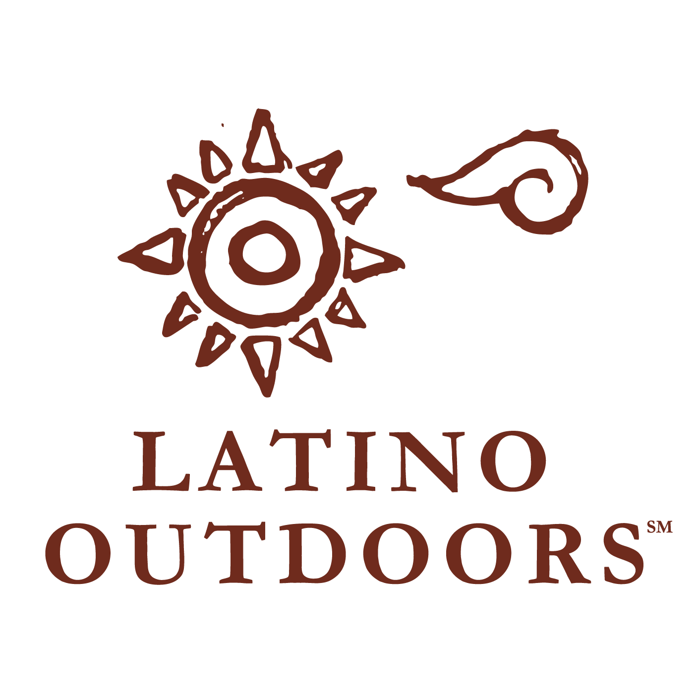 Latino Outdoors logo